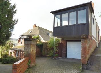 Thumbnail 2 bed detached house for sale in Weirfield Road, Minehead