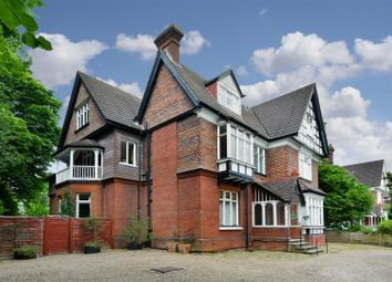 Thumbnail 2 bed flat for sale in Somers Road, Reigate