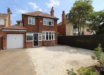 Thumbnail 5 bed detached house for sale in Lenton Avenue, Tollerton, Nottingham