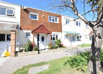 Thumbnail 3 bed terraced house for sale in Polsteads, Basildon, Essex