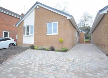 Thumbnail 2 bed detached bungalow to rent in Grange Road, Stone