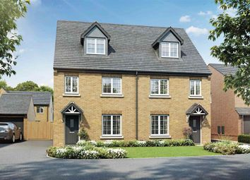 "4 bed semi-detached house for sale in ""The Elliston - Plot 50"" at West End Lane, New Rossington, Doncaster DN11"