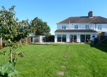 Thumbnail 3 bed property for sale in Cantley Road, South Burlingham