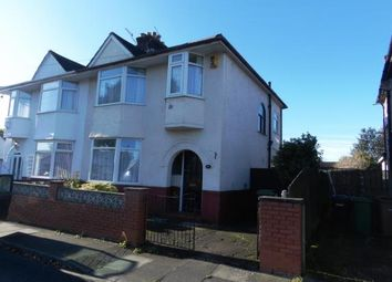 Thumbnail 3 bed semi-detached house for sale in Pensby Road, Heswall, Wirral, Merseyside