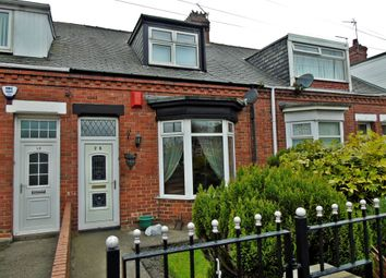 Thumbnail 2 bedroom terraced house for sale in Byron Terrace, Seaham
