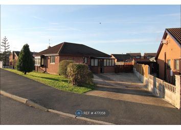 Thumbnail 3 bed bungalow to rent in Coniston Road, Askern, Doncaster
