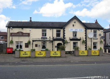 Thumbnail Pub/bar for sale in Freehold 76 Bolton Road, Atherton, Manchester