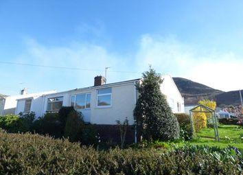 Thumbnail 2 bedroom bungalow for sale in Gwynan Park, Dwygyfylchi, Penmaenmawr, Conwy