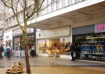 Thumbnail Retail premises to let in 124 Armada Way, Plymouth, Devon