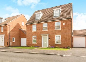 Thumbnail 5 bed detached house for sale in Norton Fitzwarren, Taunton, Somerset