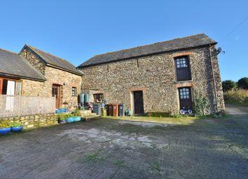 Thumbnail 5 bedroom barn conversion for sale in Kingston, Kingsbridge, South Devon