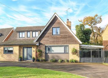 Thumbnail 4 bed detached house for sale in Croft Road, Wokingham
