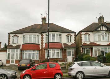 Thumbnail 3 bed semi-detached house for sale in Winchmore Hill Road, London