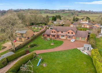 Thumbnail 6 bed detached house for sale in Trefonen, Oswestry