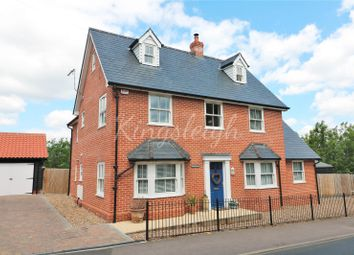 Thumbnail 4 bed detached house for sale in New Road, Mistley, Manningtree, Essex