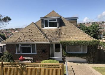 Thumbnail 6 bed detached house for sale in Ashurst Avenue, Saltdean, Brighton, East Sussex