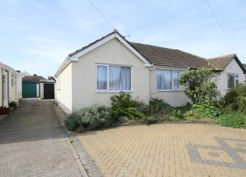 Thumbnail 2 bed semi-detached bungalow for sale in Chaucer Close, Canterbury