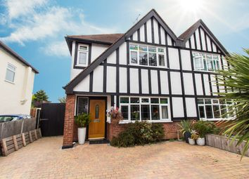 3 bed semi-detached house for sale in Henley Crescent, Westcliff-On-Sea SS0
