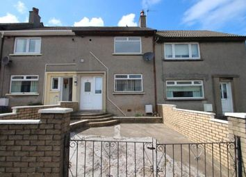 Thumbnail 2 bed terraced house for sale in Lochmark Avenue, Drongan, Ayr, East Ayrshire