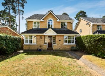 Thumbnail 4 bed property to rent in Paget Close, Camberley