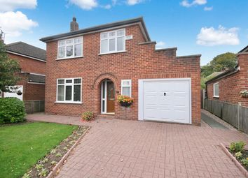 Thumbnail 3 bed detached house for sale in Ullswater Crescent, Chester
