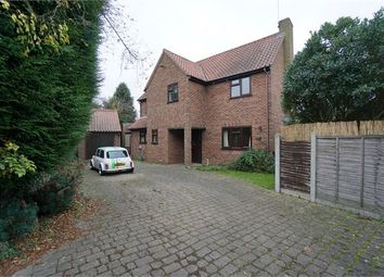 Thumbnail 4 bed detached house for sale in Vicarage Close, Tolleshunt D'arcy, Essex.