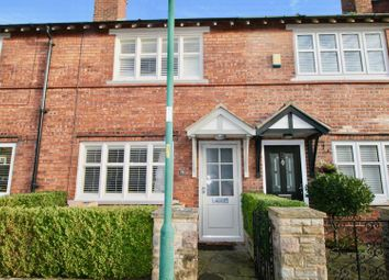 Thumbnail 2 bed terraced house to rent in Carlisle Street, Alderley Edge