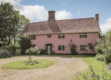Thumbnail 5 bed property for sale in Great Green, Thrandeston, Diss