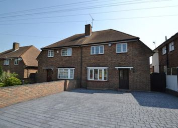 Thumbnail 3 bedroom semi-detached house to rent in Keats Road, Welling
