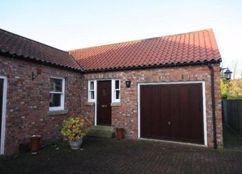 Thumbnail 1 bedroom bungalow to rent in Enclosure Gardens, Heslington, York