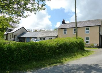 Thumbnail 5 bed detached house for sale in Hafod Hill, Llanboidy, Whitland, Carmarthenshire