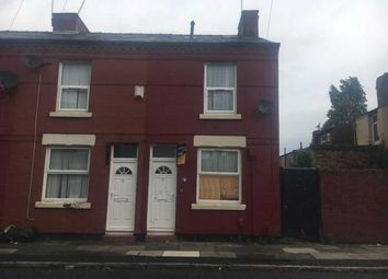 Thumbnail 2 bedroom end terrace house for sale in 4 Longfellow Street, Bootle, Merseyside