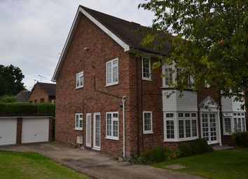 Thumbnail 1 bed flat to rent in Cranbrook Court, Fleet