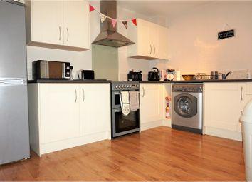 Thumbnail 2 bed flat for sale in Primrose Close, Leek