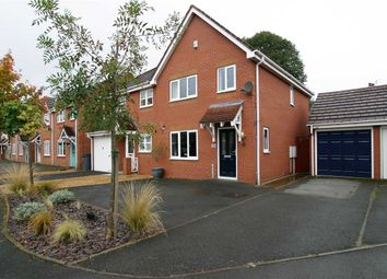 Thumbnail 3 bed semi-detached house for sale in Holm Close, Stoke-On-Trent