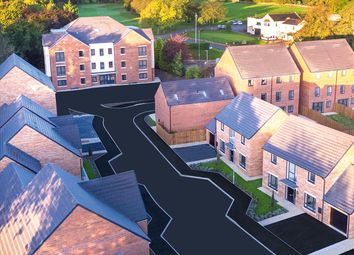 "Thumbnail 2 bed flat for sale in ""Aston Court - Type 2 - First Floor"" at Loansdean, Morpeth"