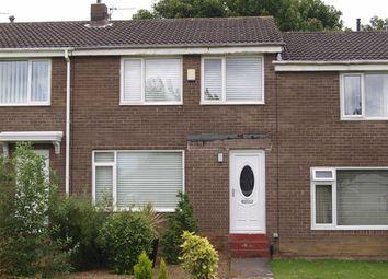 Thumbnail 3 bed terraced house for sale in Wreay Walk, Cramlington