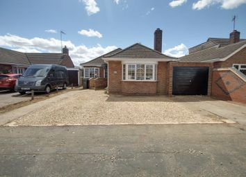 Thumbnail 3 bed bungalow for sale in Oakdale Avenue, Stanground, Peterborough