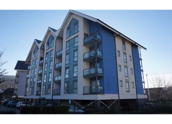 Thumbnail 1 bed flat for sale in Phoebe Road, Pentrechwyth