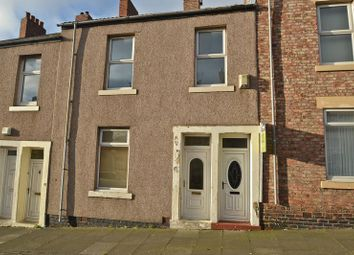Thumbnail 3 bed flat for sale in Vicarage Street, North Shields