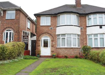 Thumbnail 3 bed semi-detached house for sale in Old Walsall Road, Great Barr, Birmingham