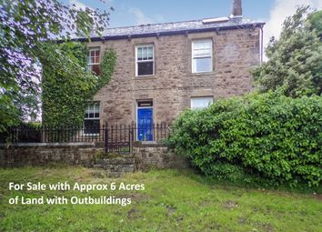 Thumbnail 4 bed detached house for sale in Henshaw, Hexham