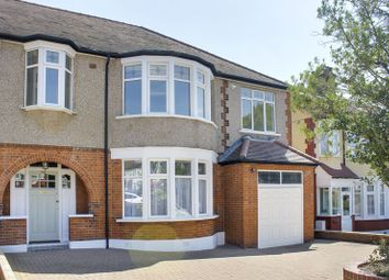 Thumbnail 5 bedroom semi-detached house for sale in Woodland Way, London