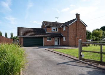Thumbnail 3 bed detached house for sale in Low Road, Wyberton, Boston