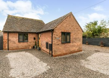 Thumbnail Detached bungalow for sale in Malvern Road, Powick, Worcester