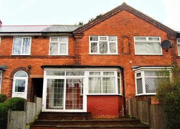 Thumbnail 3 bed terraced house to rent in Allcroft Road, Tyseley