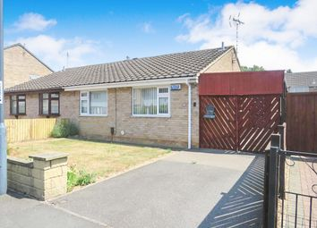 Thumbnail 2 bed semi-detached bungalow for sale in Moorside Crescent, Sinfin, Derby