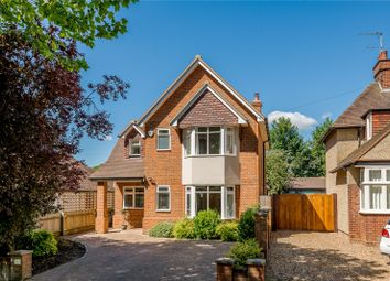 Thumbnail 4 bed detached house for sale in New Barnes Avenue, St. Albans, Hertfordshire