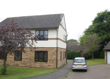 Thumbnail 2 bed flat for sale in Pinewood Drive, Markfield