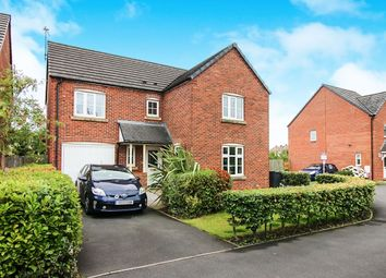 Thumbnail 4 bed detached house for sale in Douglas Avenue, Wesham, Preston